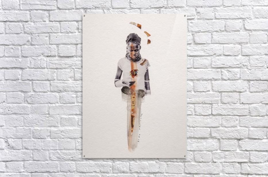 amazing grace1  Impression acrylique