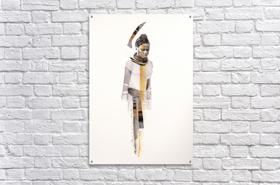 amazing grace6  Impression acrylique