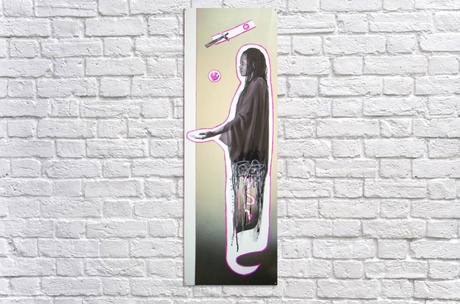 emerveillement5  Impression acrylique