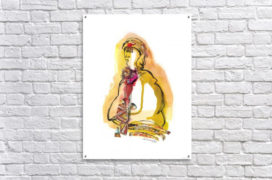 Kreol maghribia_5  Acrylic Print