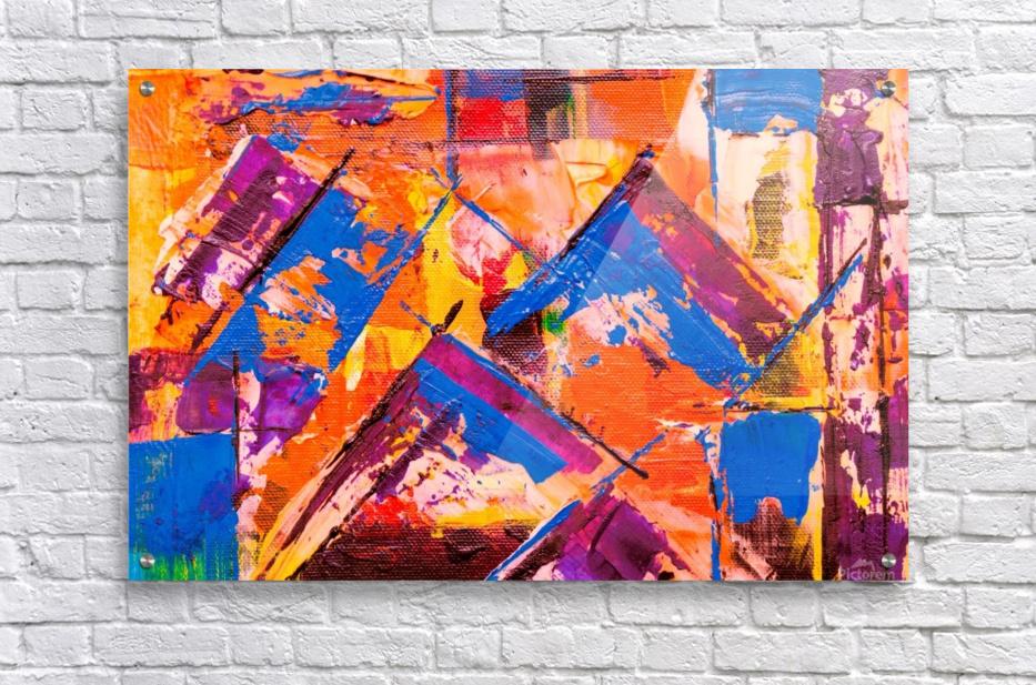 Modern art  Acrylic Print