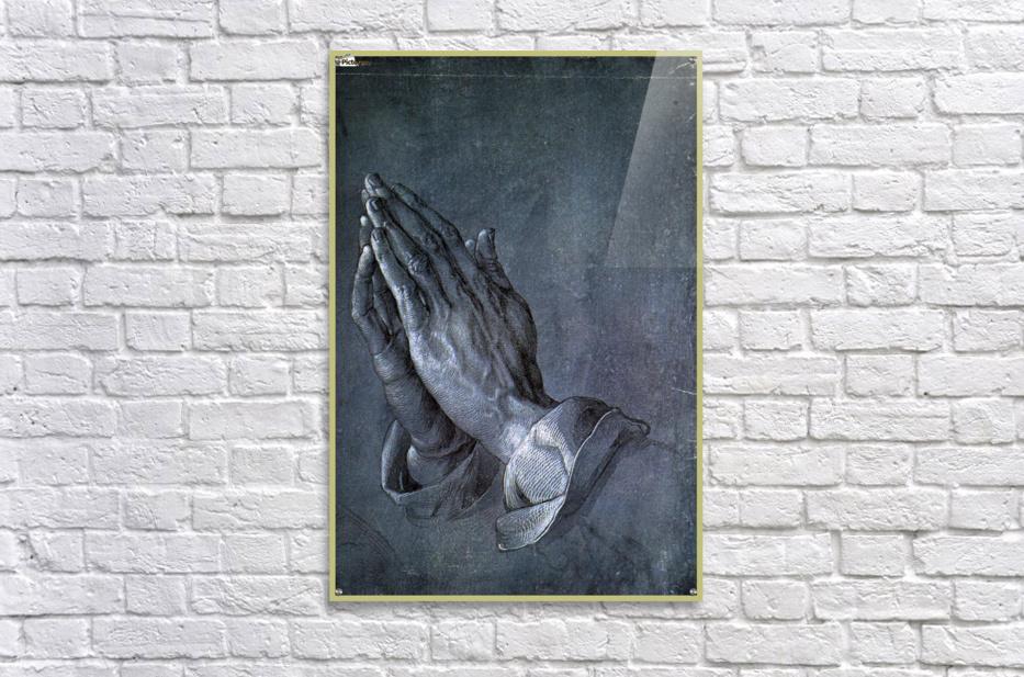 Hands of an Apostle  Acrylic Print