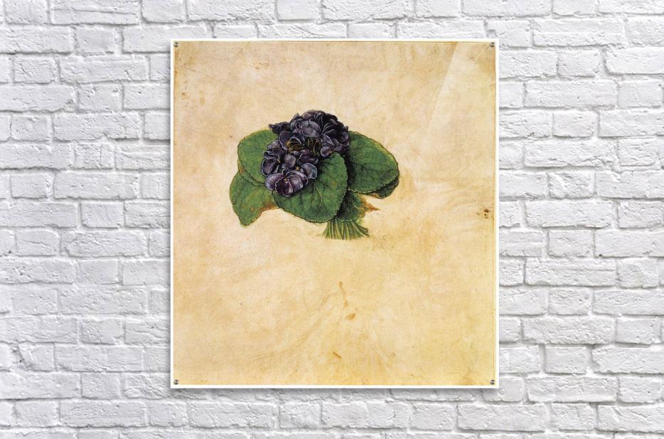 Violet Bouquet  Acrylic Print