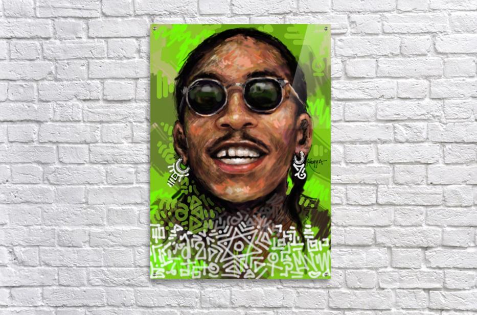 wizzz  Acrylic Print