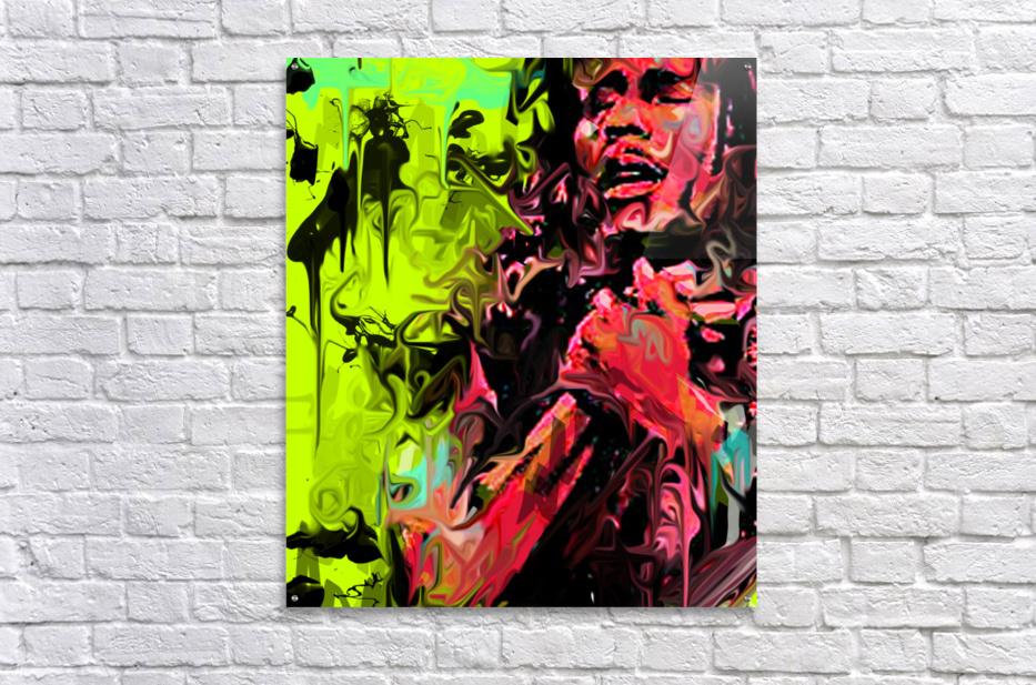 Bmarley3  Acrylic Print