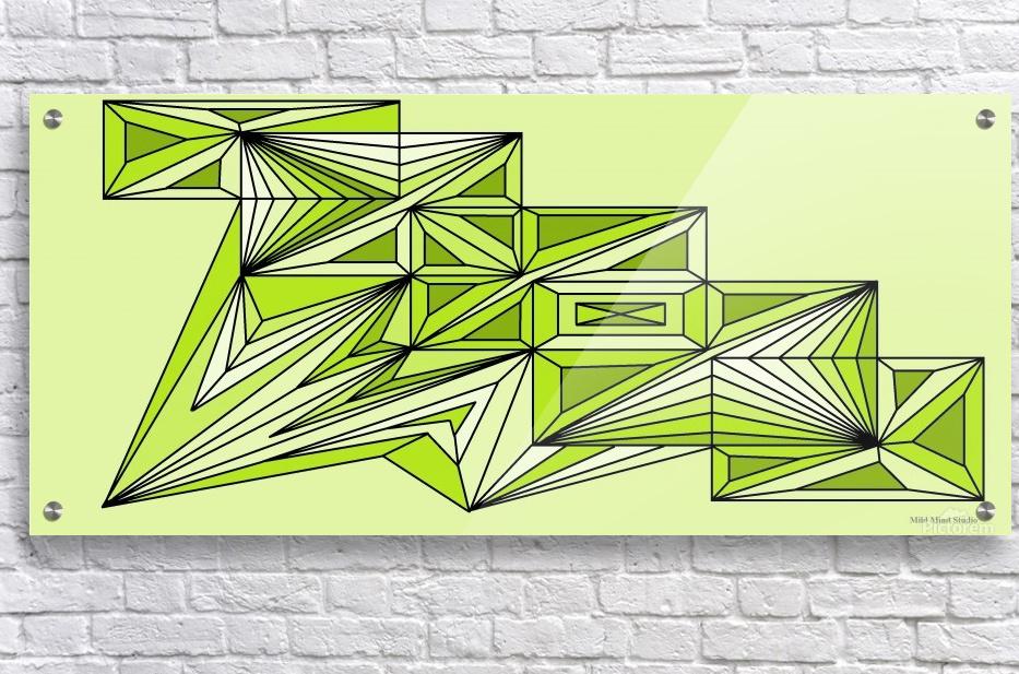 A star ship 3  Acrylic Print