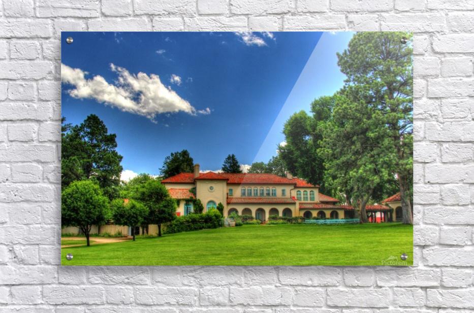 Villa Philmonte  Acrylic Print
