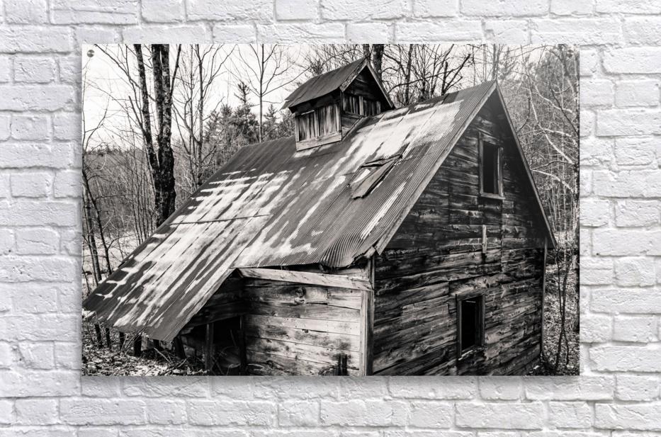 Abandoned Shack 6  Acrylic Print