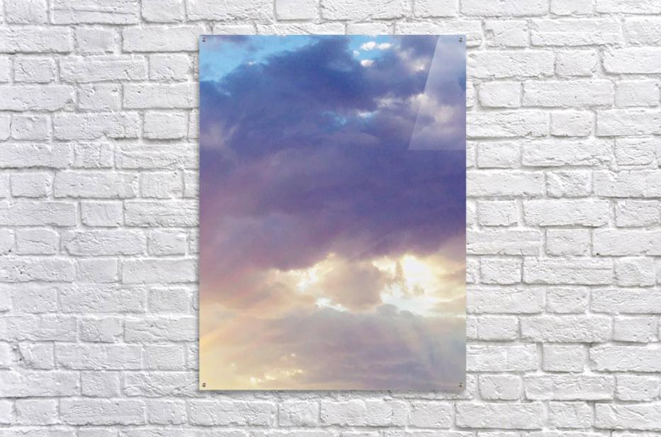 Beautiful cumullus  Acrylic Print
