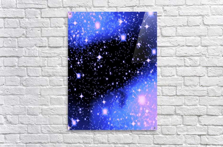 The Blue Realm  Acrylic Print