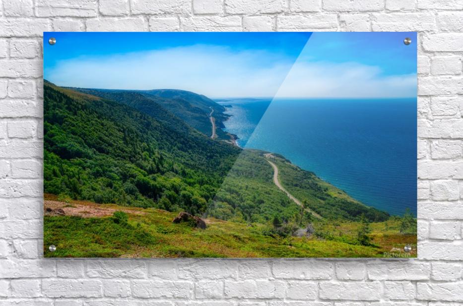 Cap Rouge Vista  Acrylic Print