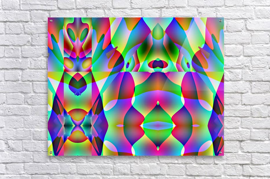A.P.Polo - Alien  Acrylic Print