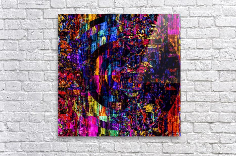 Fargo coloris   Acrylic Print
