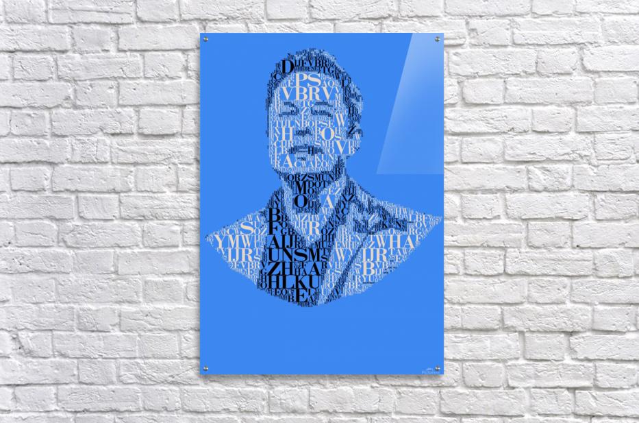 Elon Musk  Acrylic Print