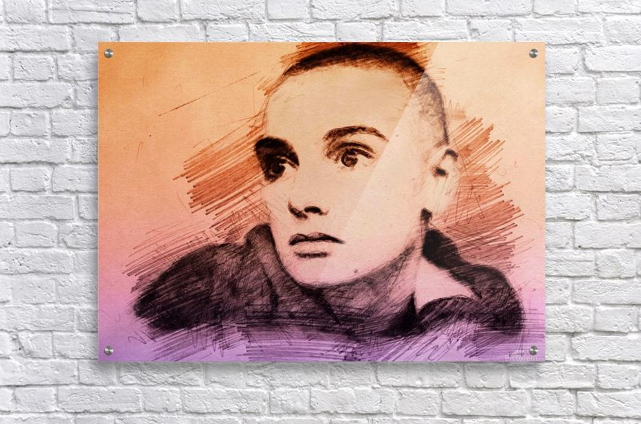 Sinéad OConnor  Acrylic Print