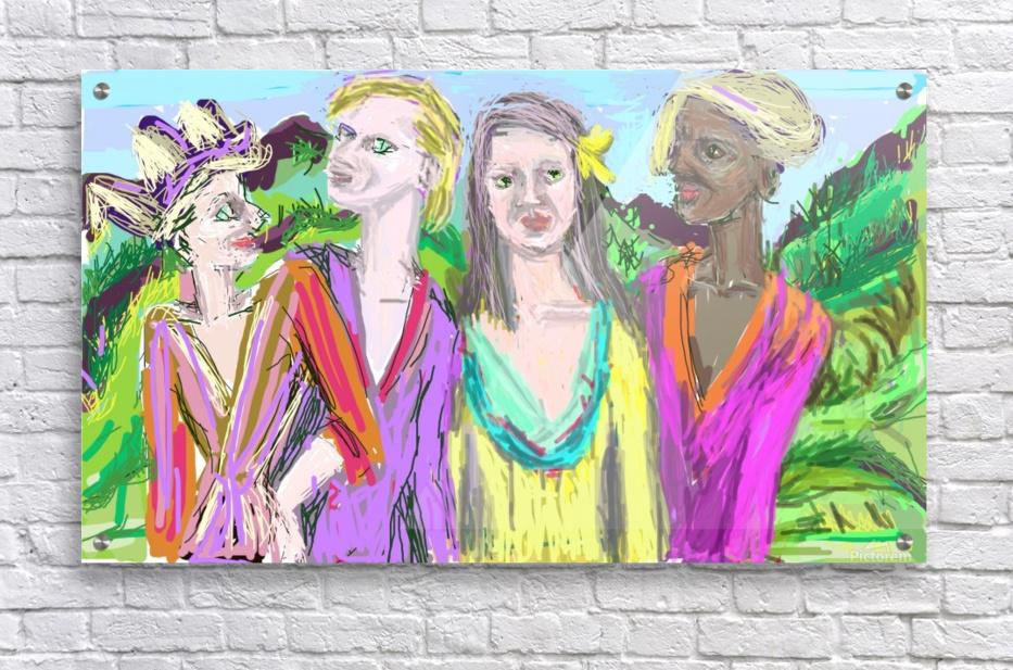 10 26 19a123Untitled  Acrylic Print