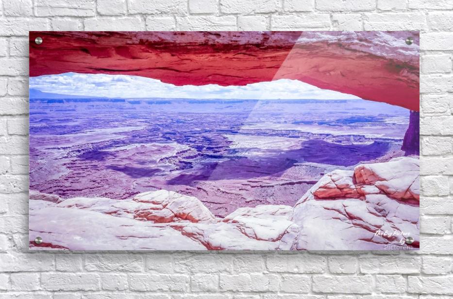 Mesa Arch Canyonlands  Acrylic Print