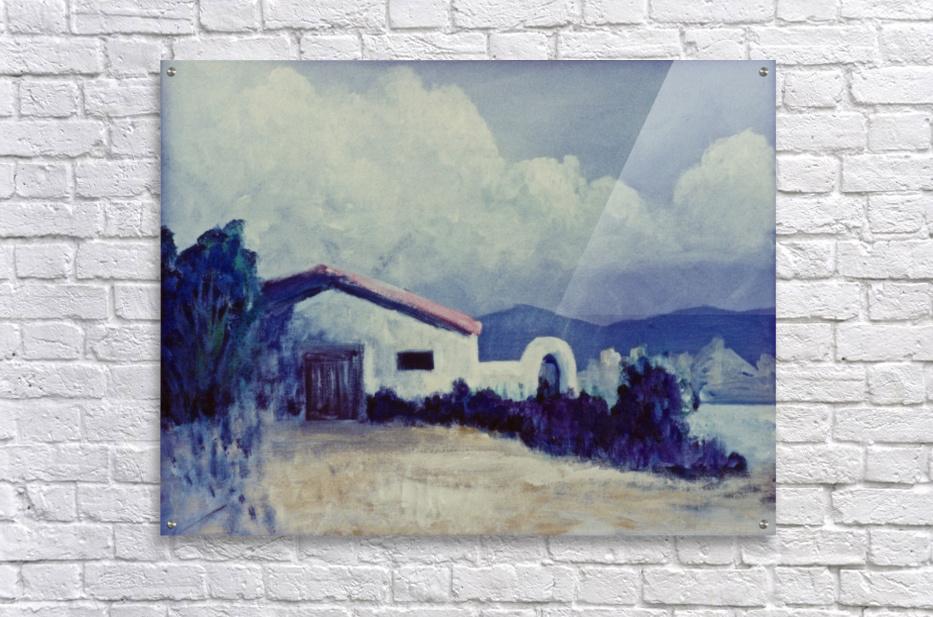 Prairie House  Acrylic Print