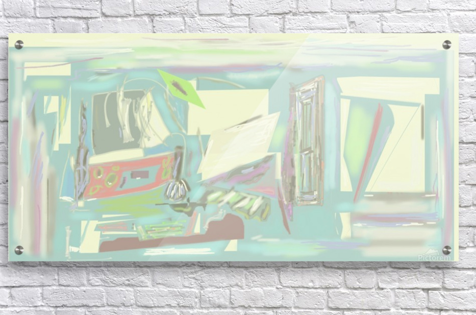 61 4 19drawa5sand3.btif2  Acrylic Print