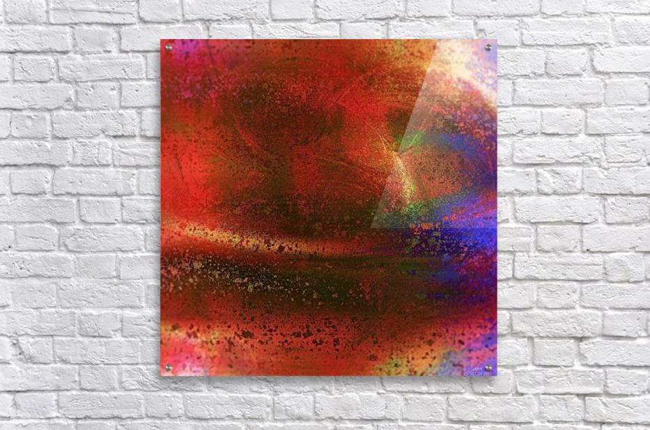 Targetor  Acrylic Print
