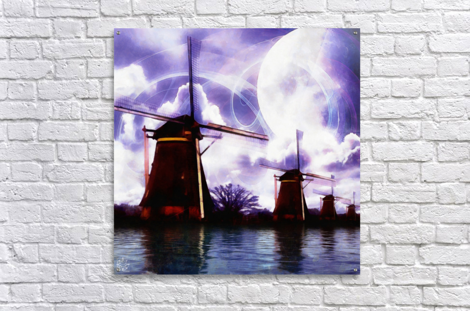 Windcatcher  Acrylic Print
