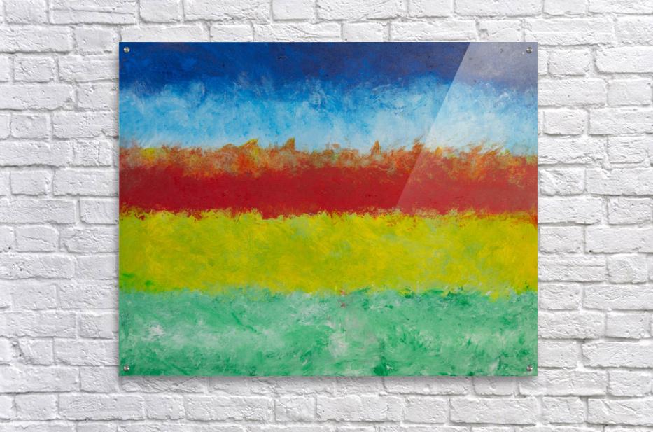 Horizon  Acrylic Print