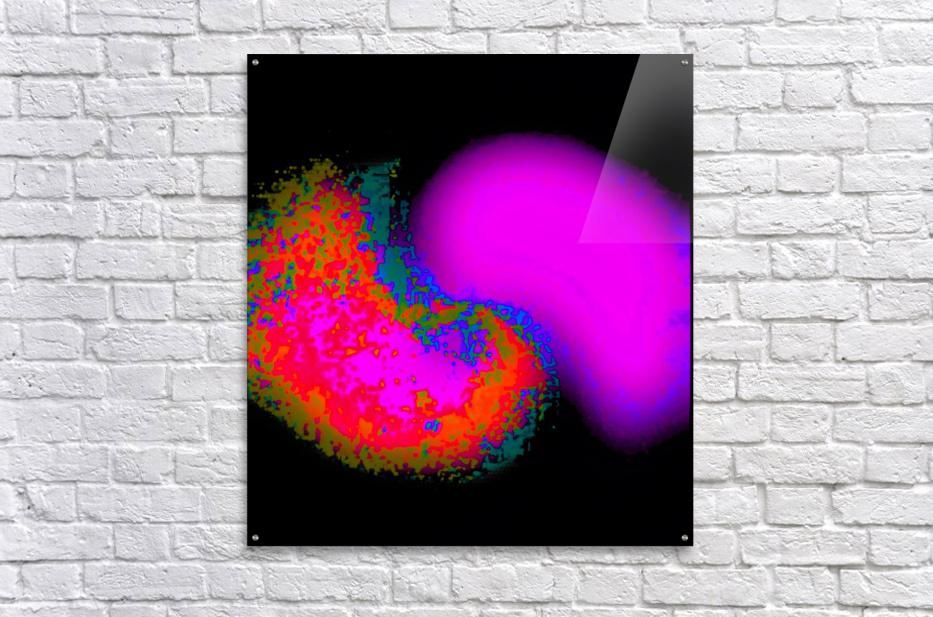 Organic Synergism 41  Acrylic Print