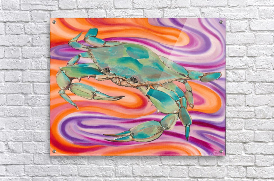 Crab  Acrylic Print