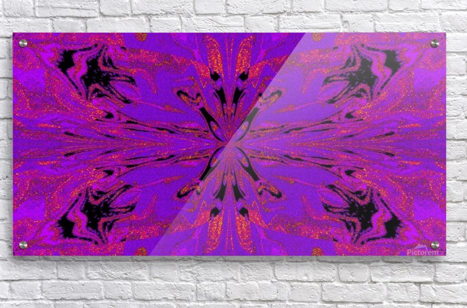 Abstract Butterfly 48  Acrylic Print