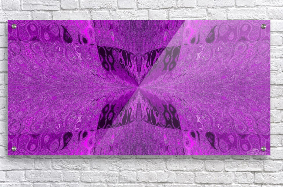 Butterfly in Crystal 19  Acrylic Print