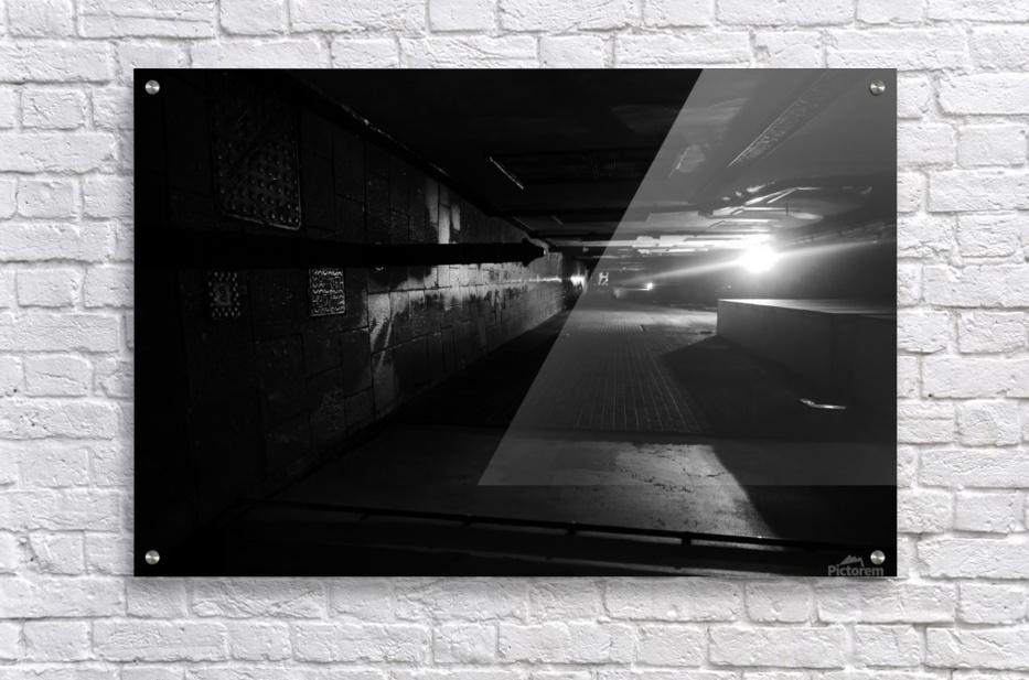 Dark alley  Acrylic Print