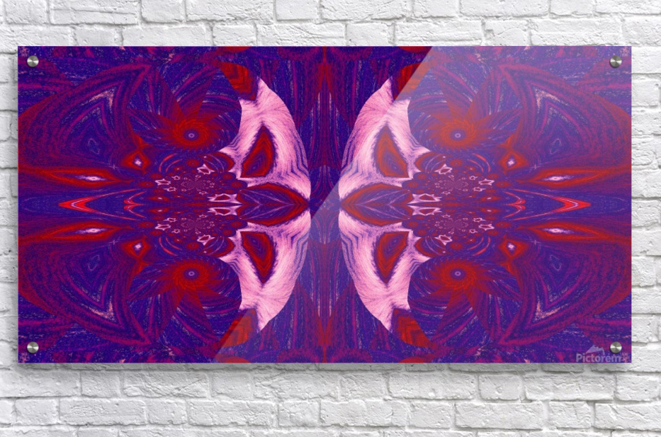 Strange Little Butterfly  Acrylic Print