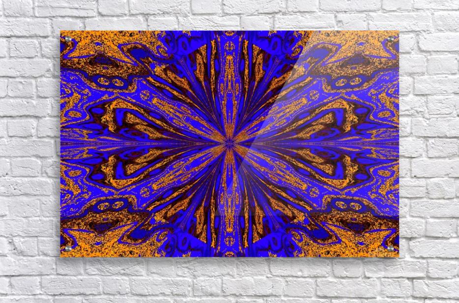 Wild Lillies 6  Acrylic Print