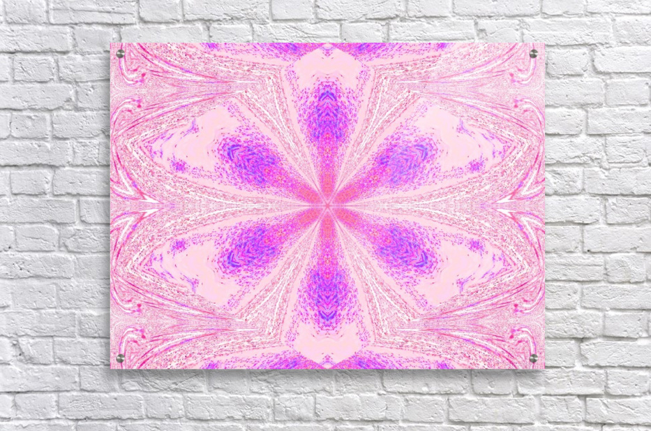Flower in Pink Light  Acrylic Print