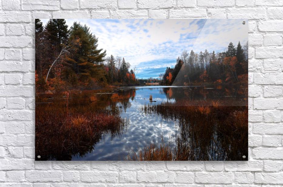 Reflet  Impression acrylique