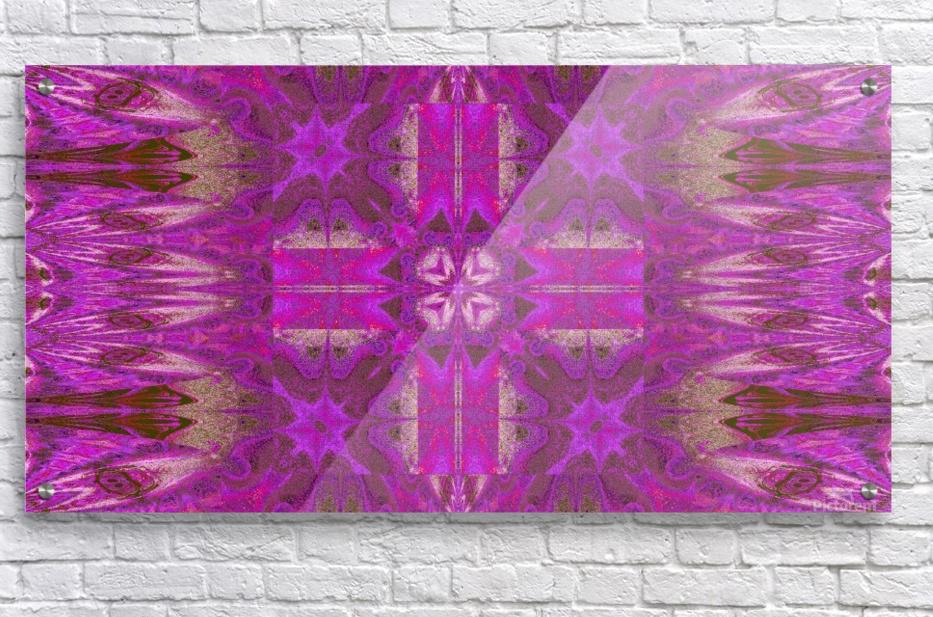 Stone Light Flower 5  Acrylic Print