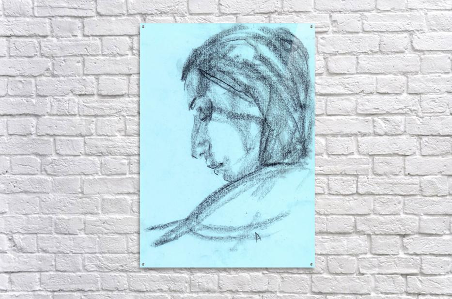 Lite blue  Acrylic Print