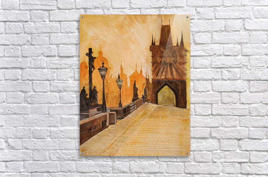 Monument_DKS  Acrylic Print