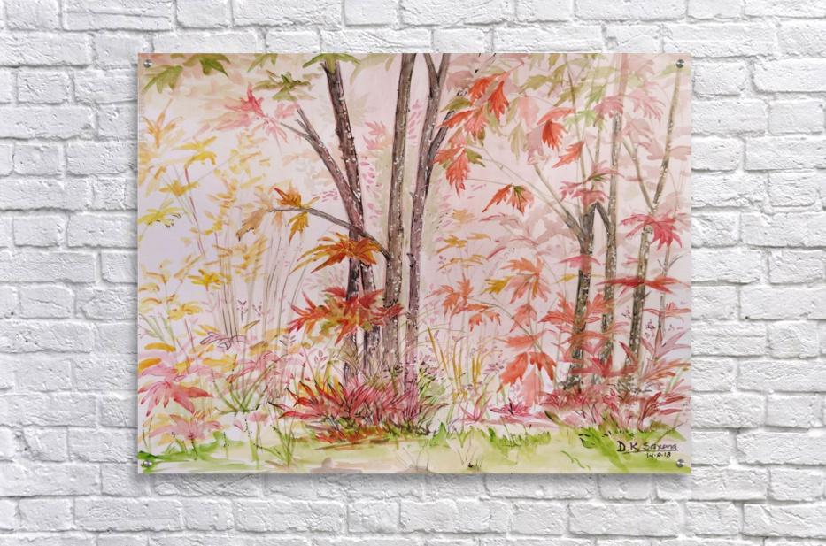 Autumn_DKS  Acrylic Print