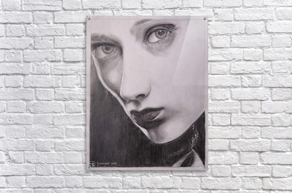Beauty_DKS  Acrylic Print