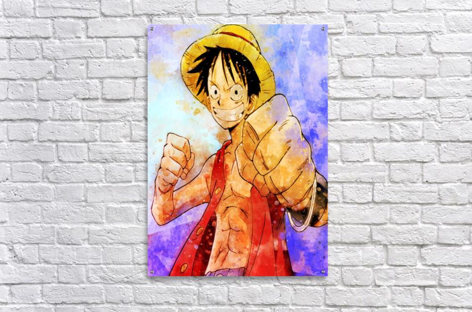 Luffy  Acrylic Print