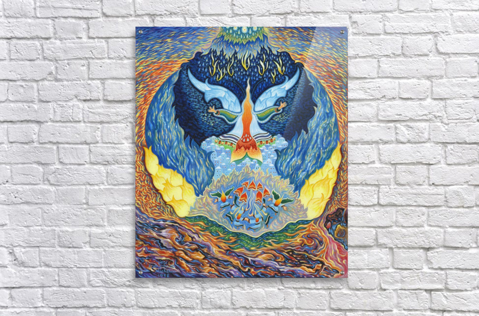 BNC1999-07  Acrylic Print