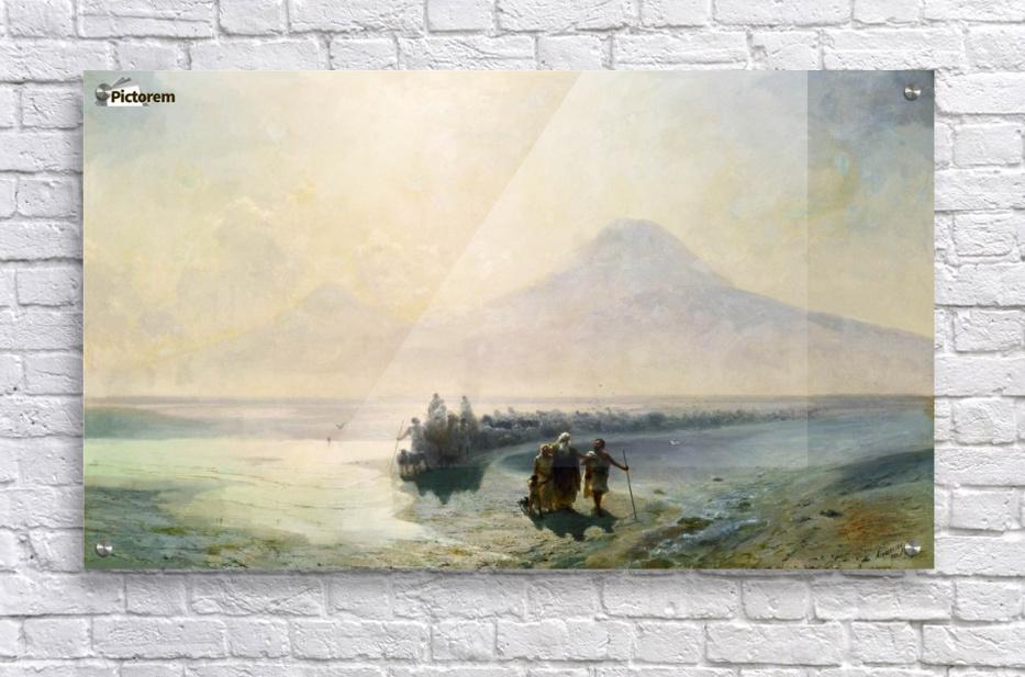 Dejection of Noah from mountain Ararat  Acrylic Print