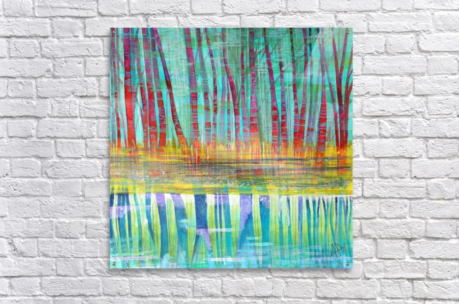 Icalma  Acrylic Print