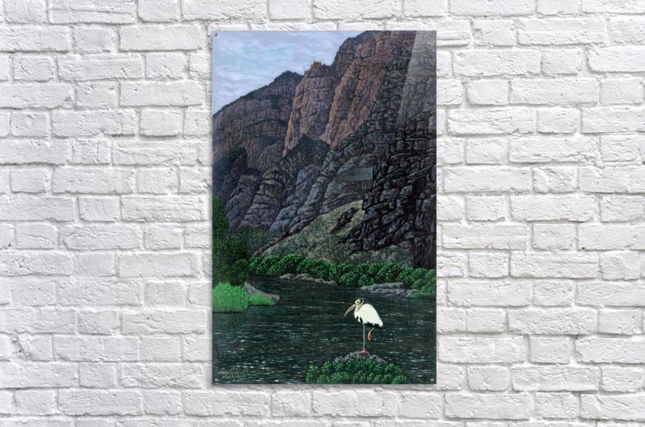 1988 014  Acrylic Print
