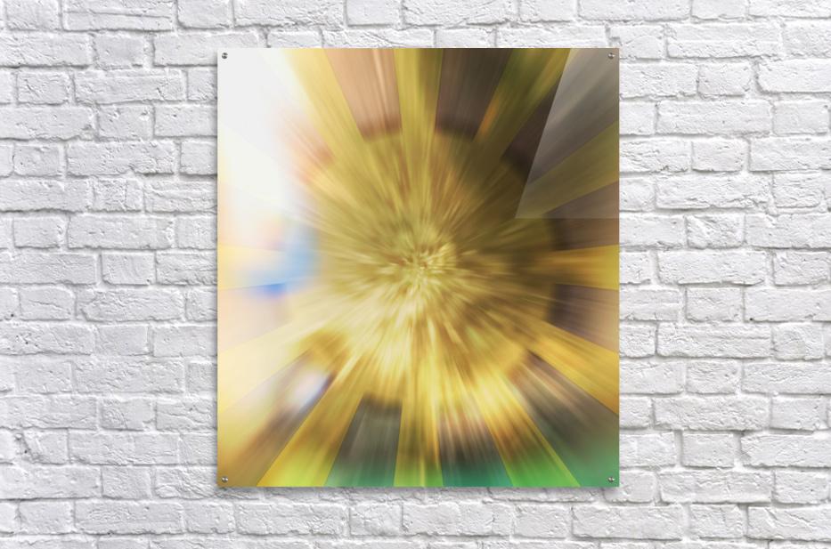 New Begingings  Acrylic Print