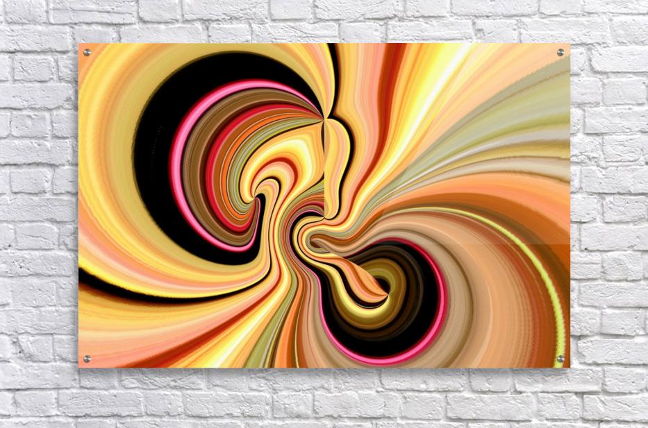 DISTORSION 3  Acrylic Print
