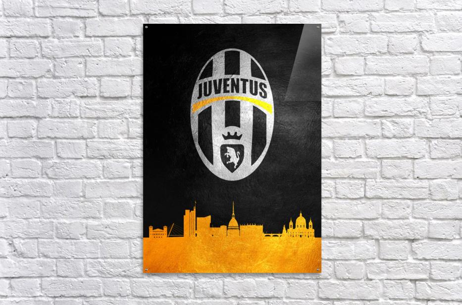Juventus  Acrylic Print