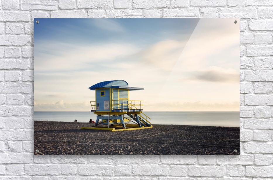 Miami Beach 030  Acrylic Print