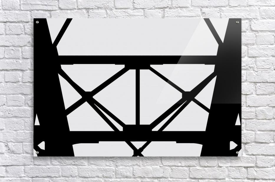 Bridge I  Acrylic Print